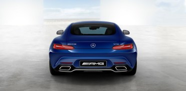 Mercedes AMG GT S.3.2
