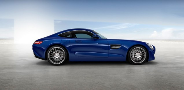 Mercedes AMG GT S.3
