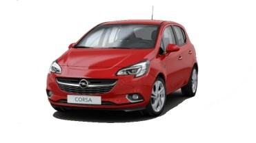 Opel Corsa 2015- 30.000 ex