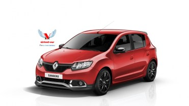 Renault-Sandero-Sport-Rouge Avant
