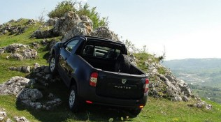 dacia duster pick up