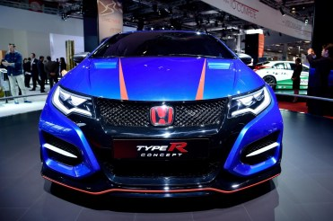 honda Civic Type R.1
