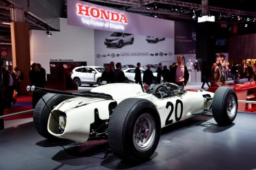 honda F1.1