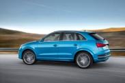 Audi Q3 S line 2.0 TDI quattro 2015.7