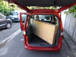 Ford Tourneo Courier 30