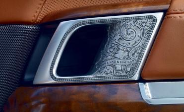 Land Rover Range Rover Holland & Holland 2015.5
