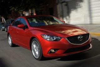Mazda 6 ou Atenza 2014