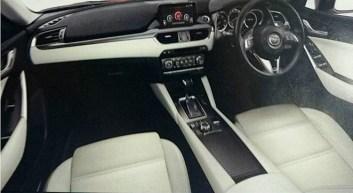 Mazda 6 ou Atenza 2015 restylée.1