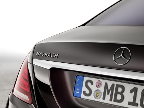 Mercedes - Maybach S600 (62)