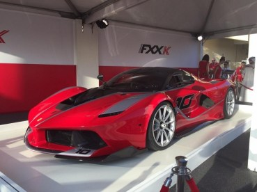 Ferrari FXX K.2