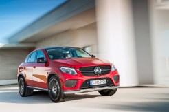 Mercedes Benz GLE Coupé 2015.10