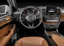 Mercedes Benz GLE Coupé 2015.24