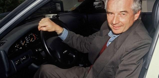 JP Beltoise au volant