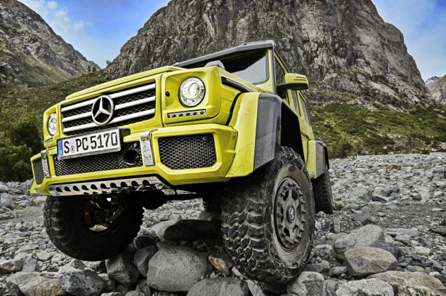 Mercedes-Benz G500 4x4 square2 - 02