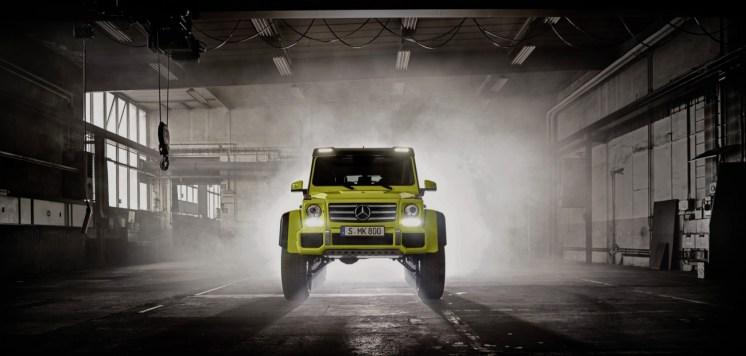Mercedes-Benz G500 4x4 square2 - 11