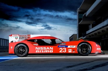 Nismo GT-R LMP1 2015 13