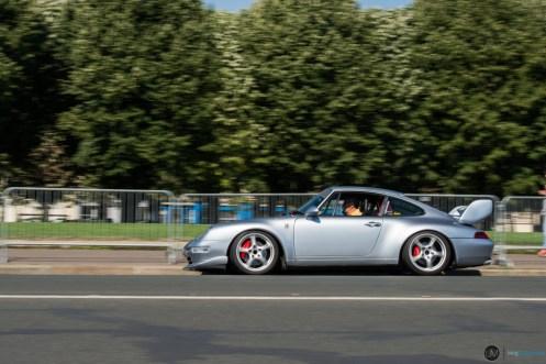 Fausse Porsche 911 Type 993 Carrera RS-2
