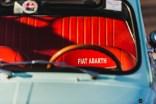 Fiat Abarth Siège