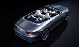 Mercedes Classe S Coupé Cabrio