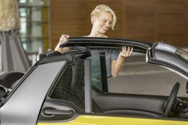 Smart fortwo Cabrio 2015 - 16