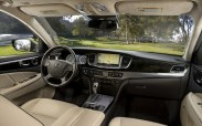 Hyundai Genesis Intérieur 1