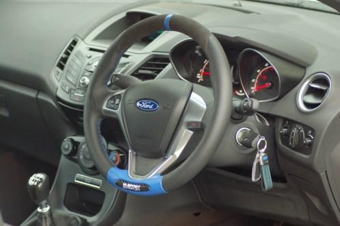 Intérieur Fiesta M-Sport