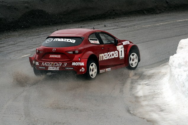 Mazda Trophée Andros 2016 2