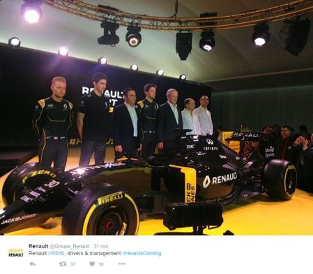 Renault F1 - 1