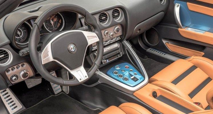 Touring Superleggera Disco Volante Spyder - 09