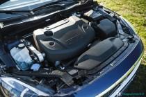 Essai Volvo V40 Cross Country Moteur