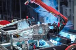 NSX Honda Production