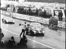 Ford GT 1966 Triplé - 24 Heures du Mans