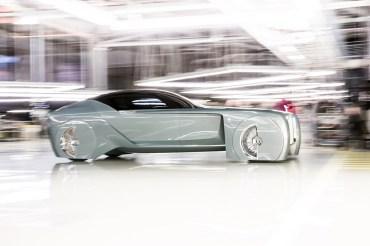 Rolls-Royce VISION NEXT 100 - 21