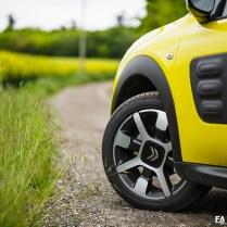 Citroën C4 Cactus Jantes