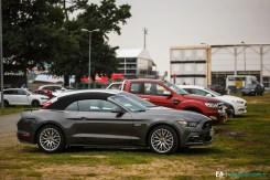 Ford Mustang V8 Cabriolet essai