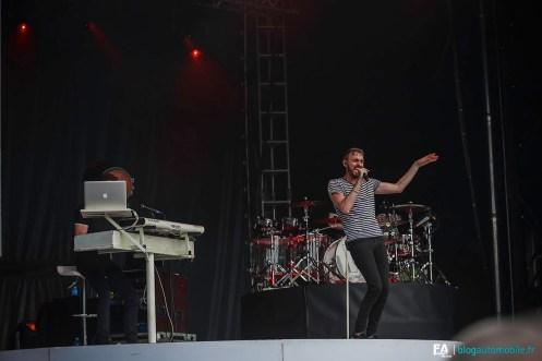 Concert - Grand Pique Nique Dacia 2016