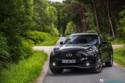Essai Infiniti QX70 S 3.7 Ultimate - Photos