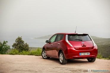 Essai Nissan Leaf 30 kWh