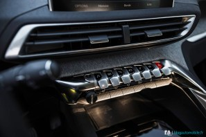 iCockpit Peugeot 3008