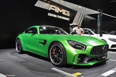 Mercedes AMG-GTR