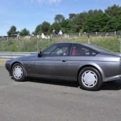 V8 Zagato Coupé