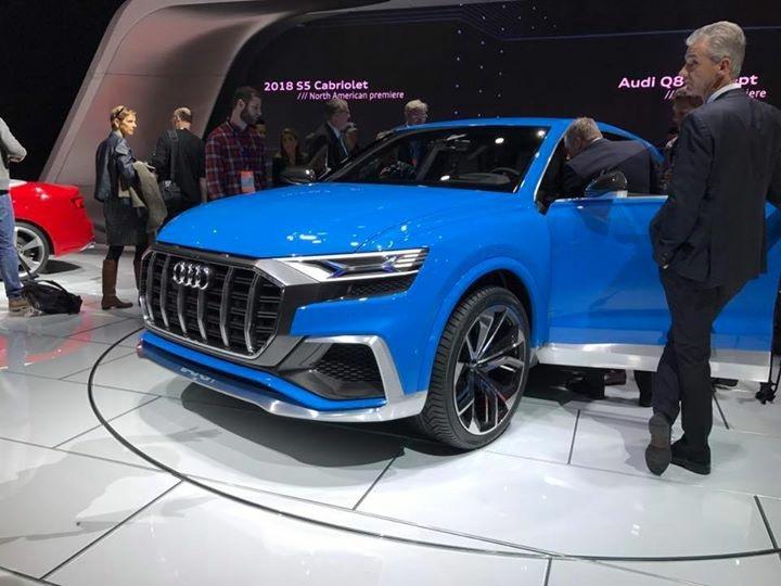 Audi Q8 concept - 33