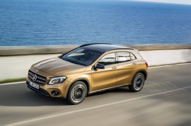 Mercedes-Benz GLA 2017 - 10