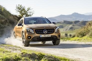 Mercedes-Benz GLA 2017 - 17