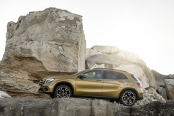 Mercedes-Benz GLA 2017 - 21