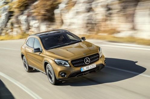 Mercedes-Benz GLA 2017 - 9