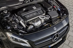 Mercedes-Benz GLA45 4Matic Yellow Night Edition 2017 - 4