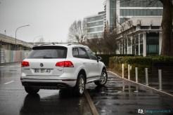 Essai Volkswagen Touareg V6 TDI 262 - Photos