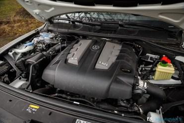 Moteur Volkswagen Touareg V6 TDI 262