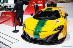 Salon de Genève 2017 (GIMS) - McLaren 650 S Liberty Walk